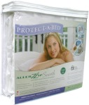 protect a bed mattress encasement