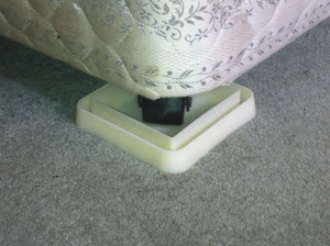 Bed Bug castor trap